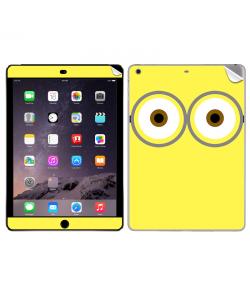 Minion Eyes - Apple iPad Air 2 Skin