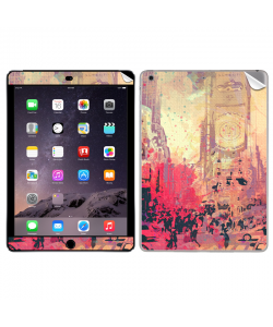 New York Time Square - Apple iPad Air 2 Skin