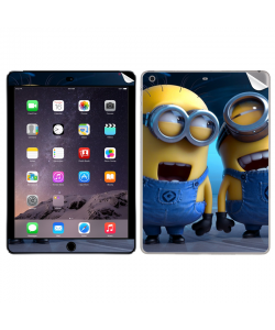 Funny Minions - Apple iPad Air 2 Skin