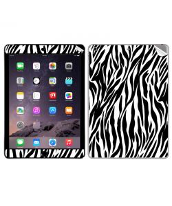 Zebra Labyrinth - Apple iPad Air 2 Skin