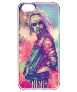 Oh Albert - iPhone 5/5S/SE Carcasa Transparenta Silicon