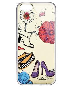 All you Need - iPhone 5/5S/SE Carcasa Transparenta Silicon