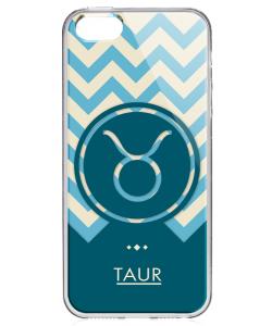 Taur - El - iPhone 5/5S/SE Carcasa Transparenta Silicon