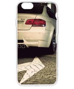 M3 - iPhone 6 Carcasa Transparenta Silicon