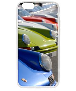 Porsche Park - iPhone 6 Carcasa Transparenta Silicon