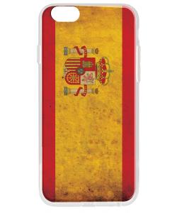Spania - iPhone 6 Carcasa Transparenta Silicon