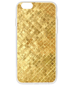 Squares - iPhone 6 Plus Carcasa Plastic Premium