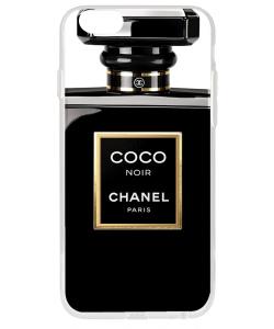 Coco Noir Perfume - iPhone 6 Plus Carcasa Plastic Premium
