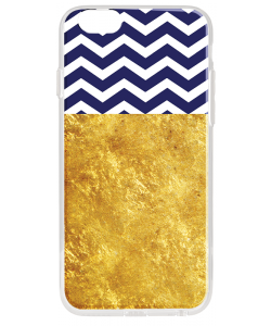 Chevron - iPhone 6 Plus Carcasa Plastic Premium