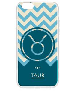 Taur - El - iPhone 6 Carcasa Transparenta Silicon