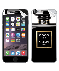 Coco Noir Perfume - iPhone 6 Plus Skin