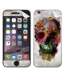 Spring skull - iPhone 6 Skin