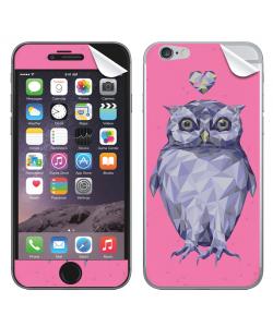 I Love Owls - iPhone 6 Skin