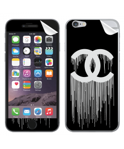 Chanel Drips - iPhone 6 Skin