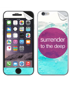 Deep - iPhone 6 Skin