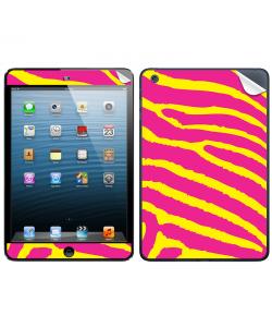 Model Zebra - Apple iPad Mini Skin