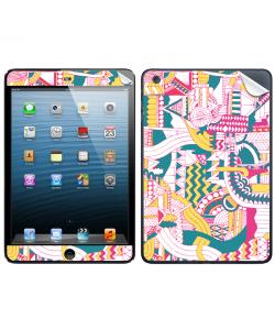 Doodle - Apple iPad Mini Skin