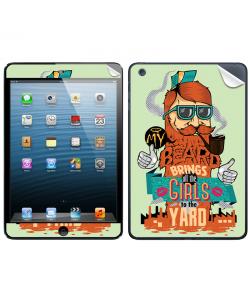 My Beard - Apple iPod Mini Skin