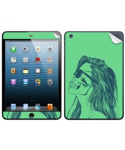 Skull Girl - Apple iPad Mini Skin