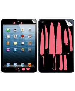 Pink Knife - Apple iPod Mini Skin