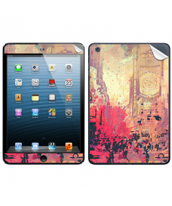 New York Time Square - Apple iPod Mini Skin