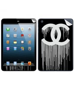 Chanel Drips - Apple iPad Mini Skin