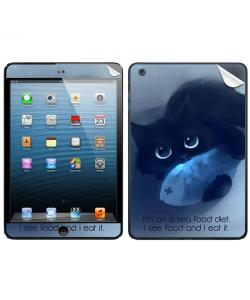 Sea Food - Apple iPad Mini Skin