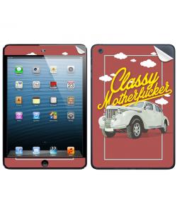 Classy Motherfucker - Apple iPad Mini Skin