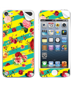 Tread Softly  - Apple iPod Touch 5th Gen Skin