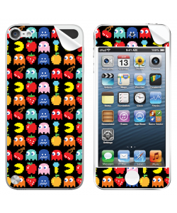Craziness - Apple iPod Touch 5th Gen Skin
