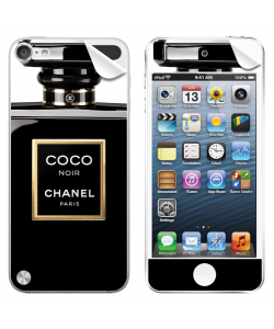 Coco Noir Perfume - Apple iPod Touch 5th Gen Skin