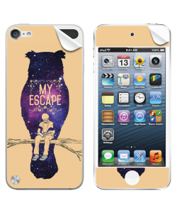 My Escape - Apple iPod Touch 5th Gen Skin
