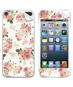 Peacefully Pink  - Apple iPod Touch 5th Gen Skin