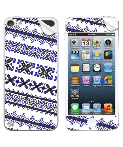 Ie Albastra - Apple iPod Touch 5th Gen Skin