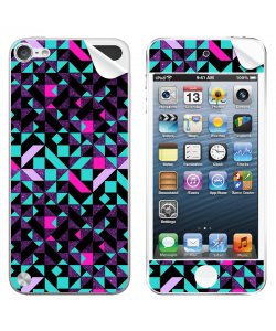 Mirror Effect - Apple iPod Touch 5th Gen Skin