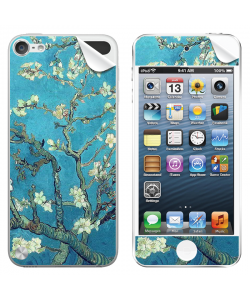 Van Gogh - Branches with Almond Blossom - Apple iPod Touch 5th Gen Skin