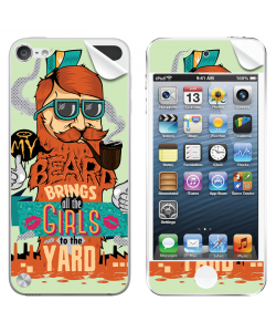 My Beard - Apple iPod Touch 5th Gen Skin