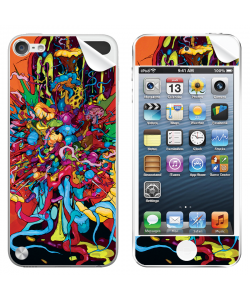 Surprise - Apple iPod Touch 5th Gen Skin