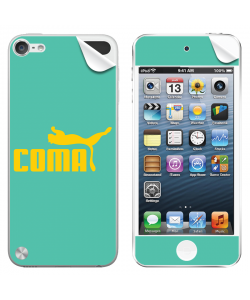 Coma - Apple iPod Touch 5th Gen Skin