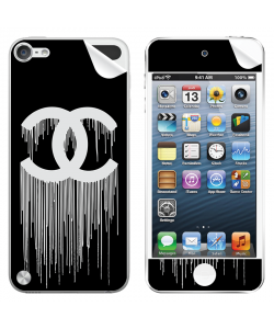 Chanel Drips - Apple iPod Touch 5th Gen Skin