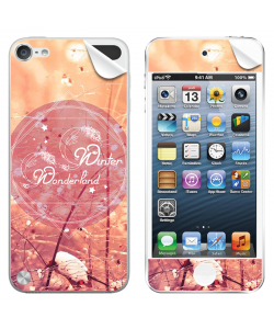 Winter Wonderland - Apple iPod Touch 5th Gen Skin