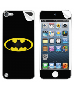 Batman Logo - Apple iPod Touch 5th Gen Skin