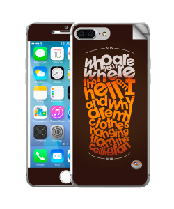 Beer State of Mind - iPhone 7 Plus Skin