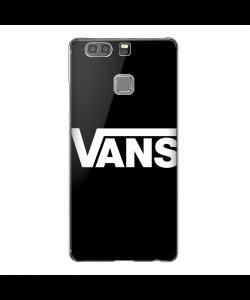 Black Vans - Huawei P10 Lite Carcasa Transparenta Silicon