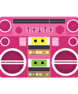Boombox - Huawei Ascend G6 Carcasa Rosie Silicon