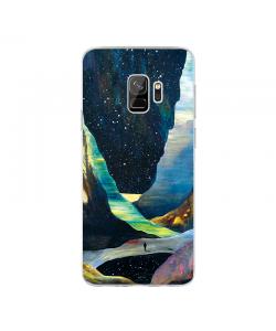 Canyon - Samsung Galaxy S9 Carcasa Transparenta Silicon
