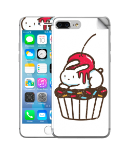 Cherry Bunny - iPhone 7 Plus Skin