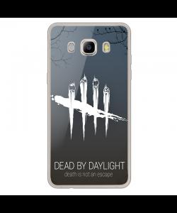 Dead by Daylight - Samsung Galaxy J7 2017 Carcasa Transparenta Silicon