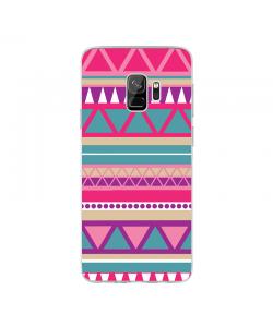 Deco - Samsung Galaxy S9 Carcasa Transparenta Silicon