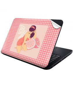 Lemonade Girl - Laptop Generic Skin